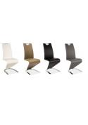Krzesło KATE BIS-H090 chrom
