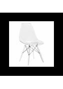 Krzesło DSP ICE transparentne