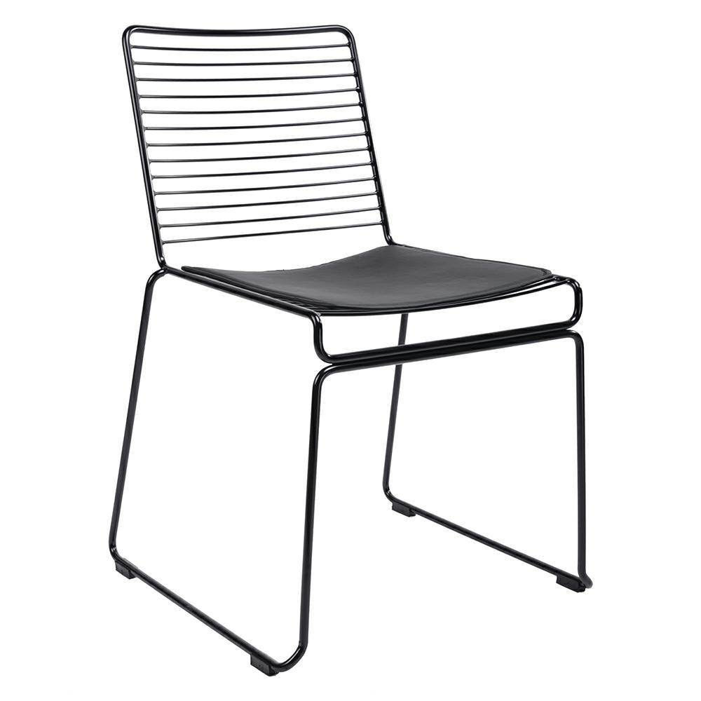 Krzesło ROD SOFT czarne