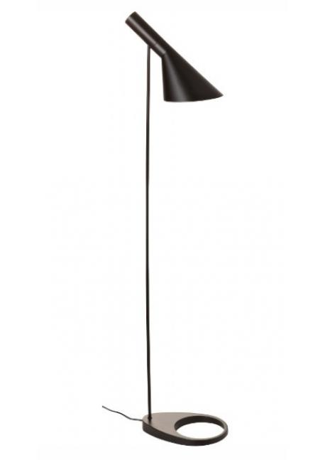 Lampa podłogowa FONO czarna