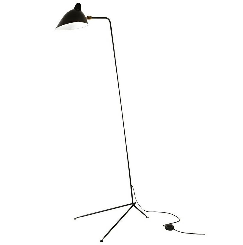 Lampa podłogowa RAVEN FLOOR UP