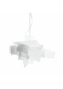 Lampa wisząca BANG BANG 65 biała