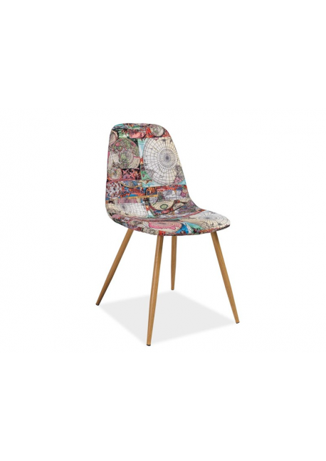 Krzesło Citi Mapa