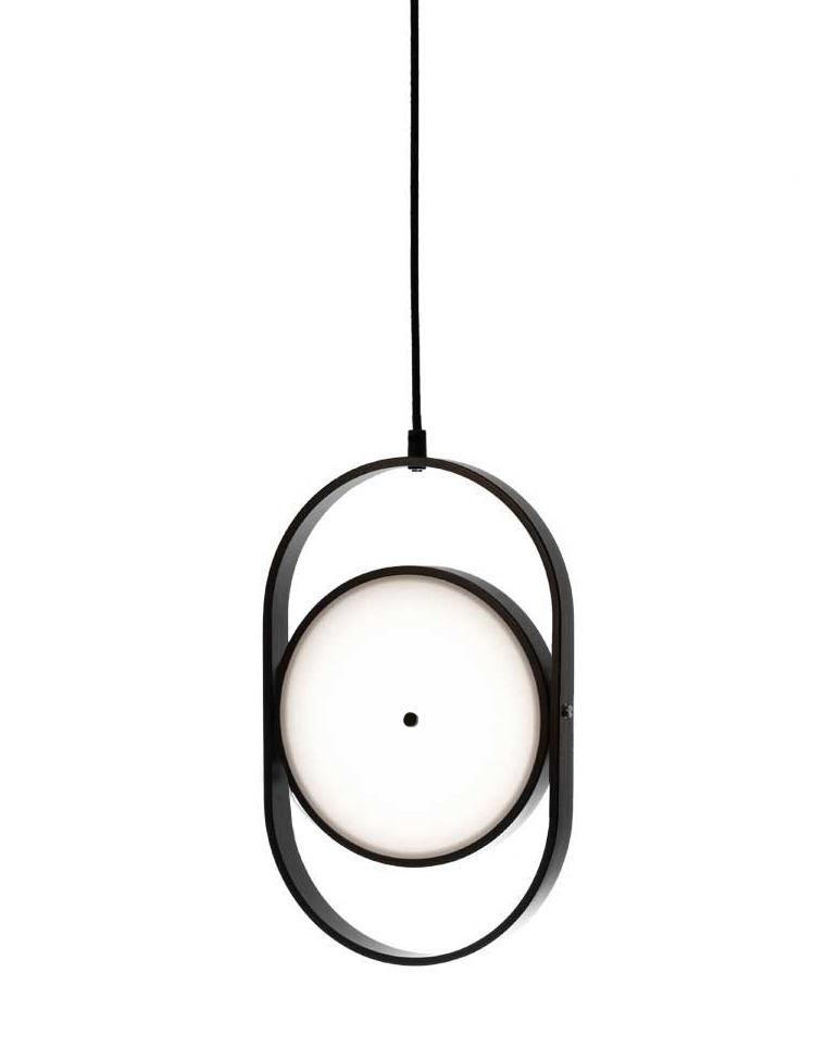 Lampa wisząca SPINNER czarna