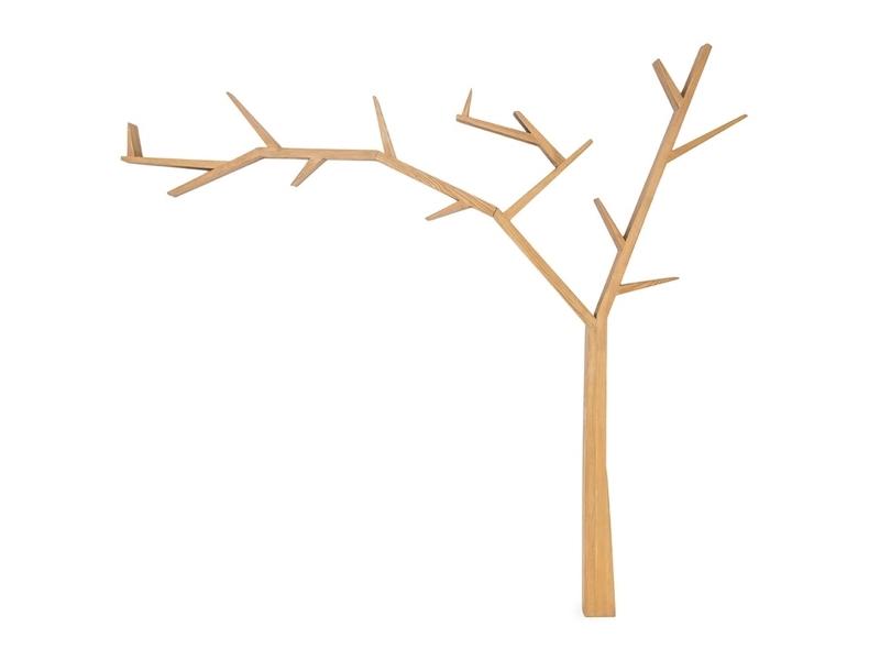 Półka Poprad  Lewa drzewo