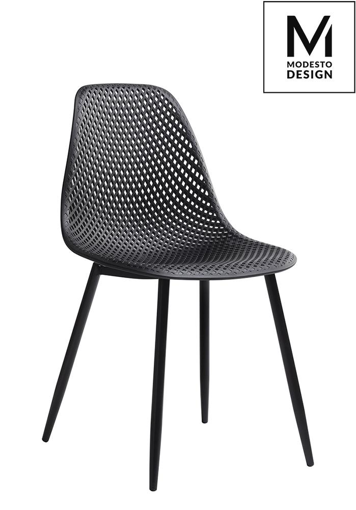 Krzesło TIVO czarne Modesto