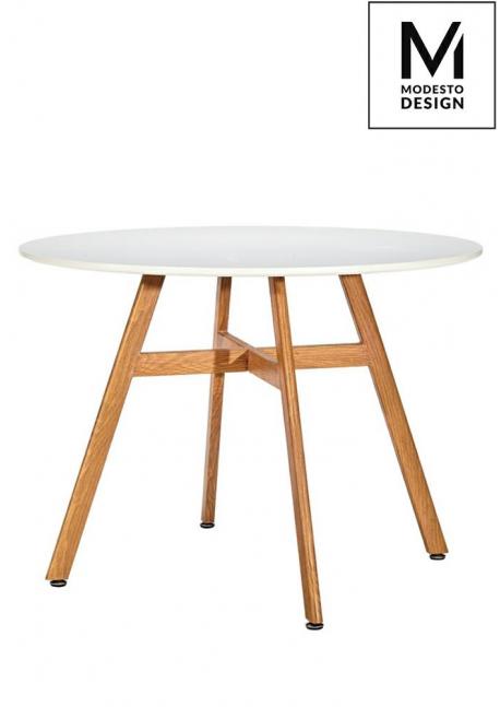 Stół FLAT  biały Modesto