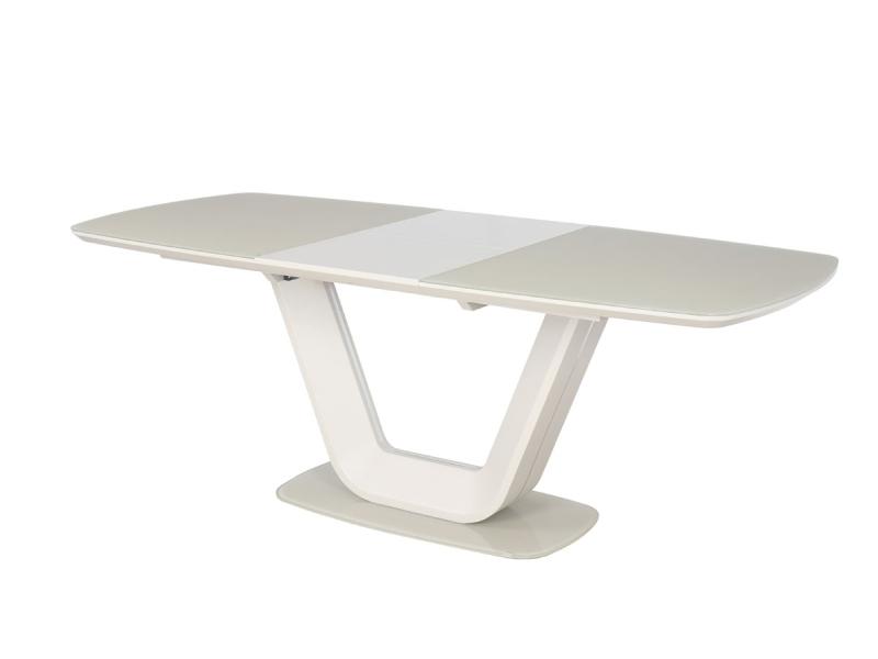 Stół rozkładany Armani krem