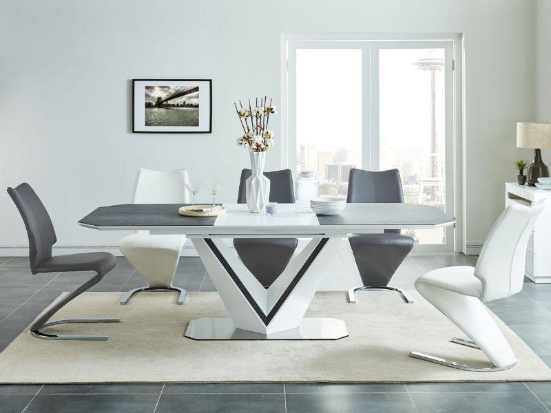 Stół rozkładany Valerio Ceramic