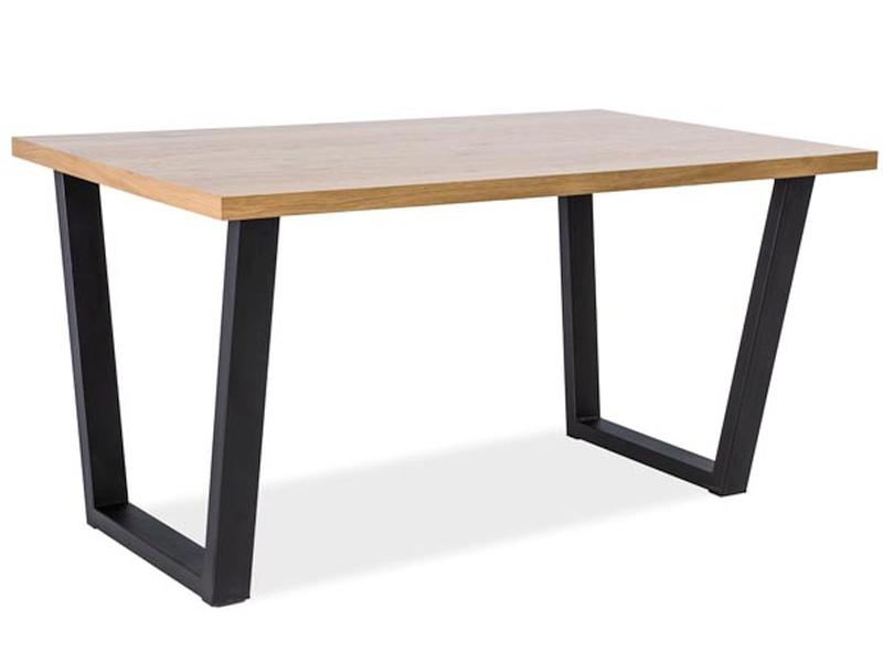 Stół Valentino Lity Dąb  180x90
