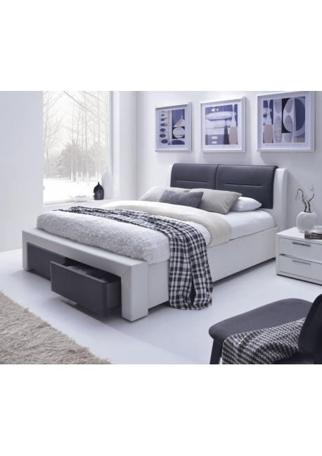 Łóżko CASSANDRA S 160x200  Halmar