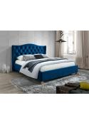 Łóżko Aspen Velvet 160x200 Signal