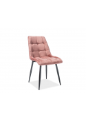 Krzesło Chic Velvet Signal