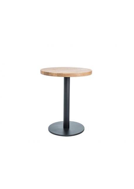 Stół Puro II Lity dąb 80 cm