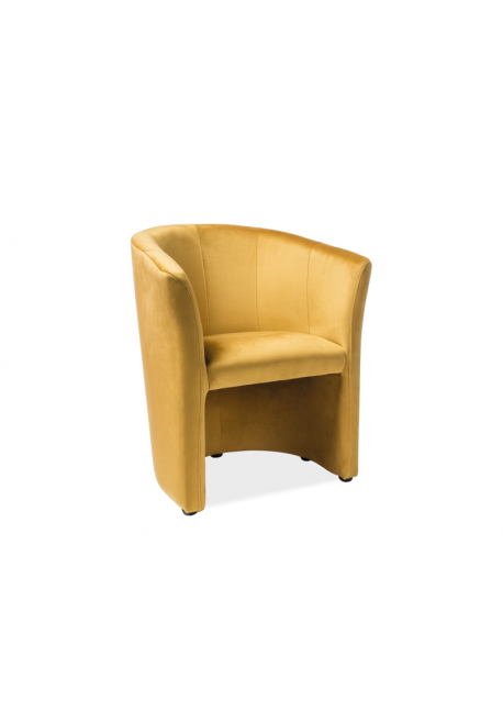 Fotel TM-1 velvet