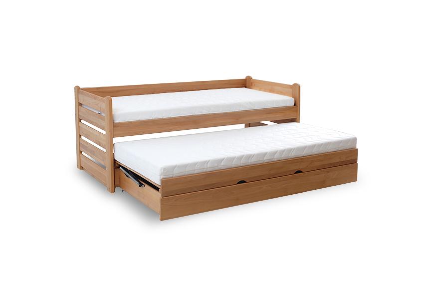 Łóżko Wysuwane Dwuosobowe FOR 2 PLUS