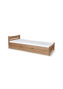 Łóżko Drewniane RELAX 100X200 Bukowe
