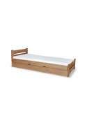 Łóżko Drewniane RELAX 140X200 Bukowe