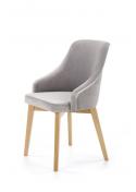 Krzesło TOLEDO 2 nogi dąb miodowy Halmar