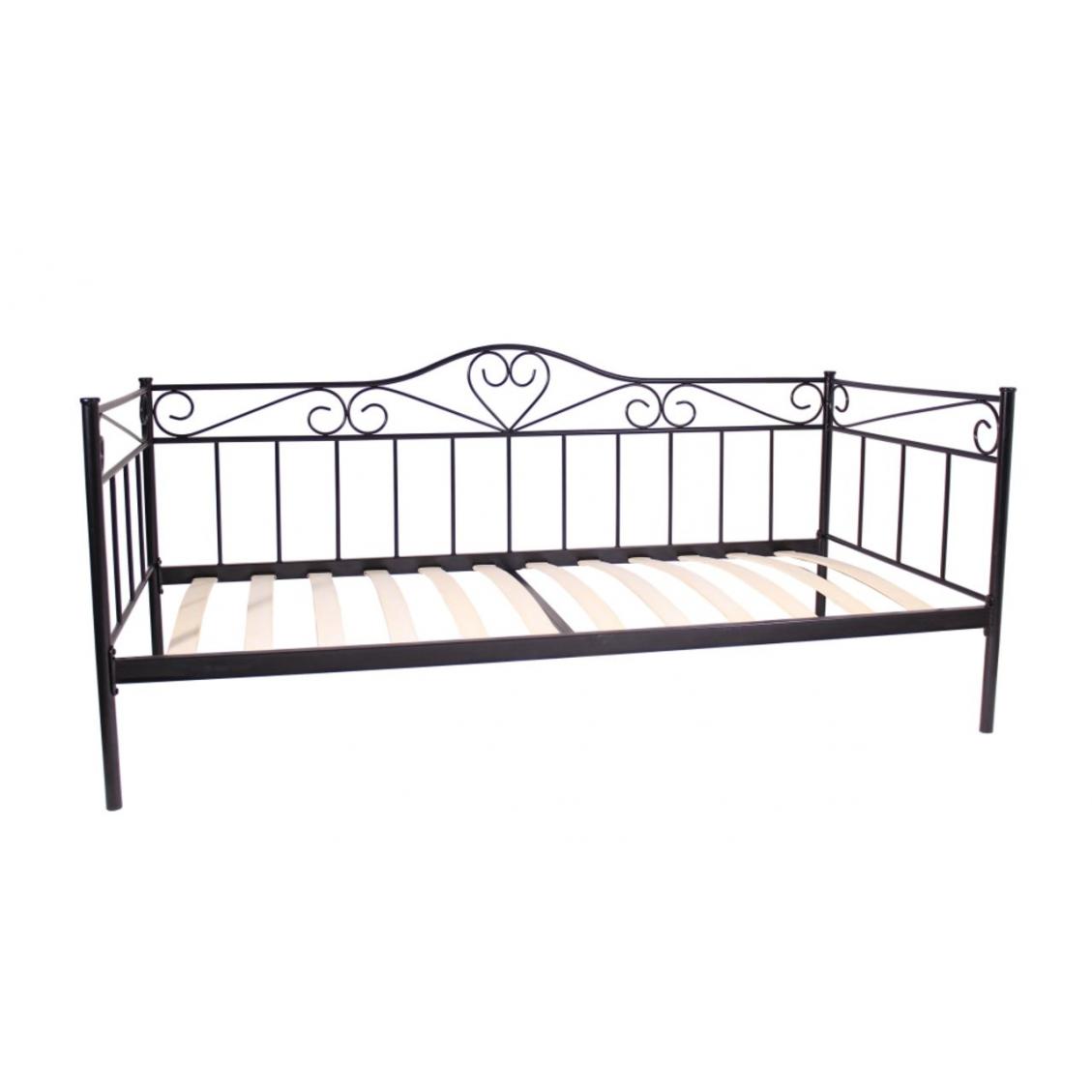 Łóżko Padwa 90x200 białe
