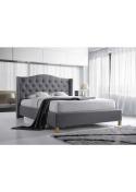 Łóżko Aspen 140x200 tapicerowane Signal