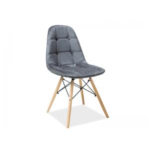 Krzesło Axel III aksamit
