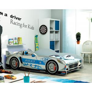 Cars Łóżko dziecięce Auto z materacem
