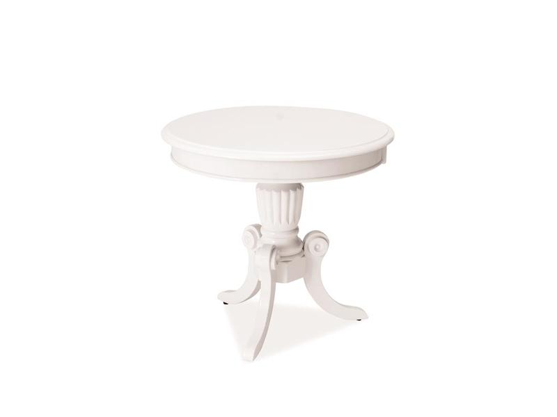 Ława Nevada D bianco, stolik klasyczny