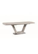 Stół rozkładany Armani Ceramic szary Signal