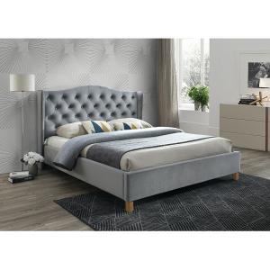 Łóżko Aspen Velvet 180x200 Signal