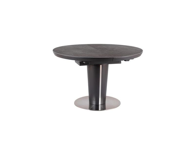 Stół rozkładany Orbit Ceramic szary Signal