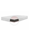 Materac Sana Comfort 1000 90x200 bonelowy 18 cm