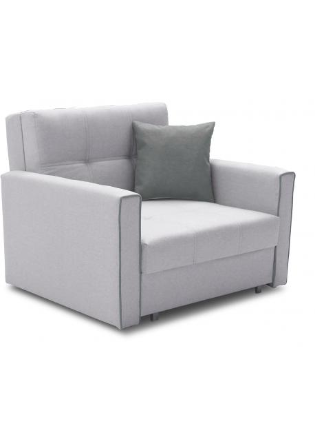 Fotel rozkładany OLAF I - Malmo new 83 +72