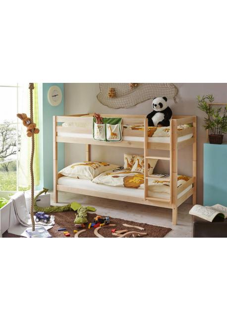 Łóżko piętrowe dwuosobowe Cammello 90x200