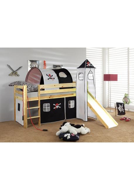 Łóżko piętrowe dziecięce Orso 90x200