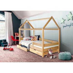 Łóżko domek 90x200