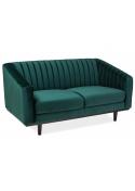 Sofa Asprey 2 Velvet Signal