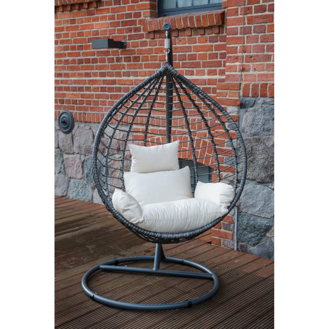 Fotel wiszący kokon Spesso Bello Giardino