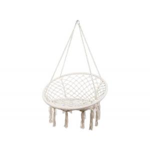 Fotel wiszący z plecionej liny NIDO Bello Giardino