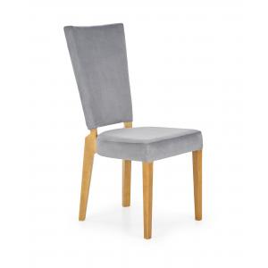 Krzesło ROIS popielaty / Halmar