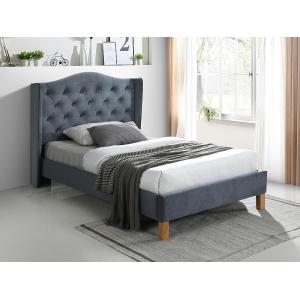 Łóżko Aspen Velvet 120x200 Signal