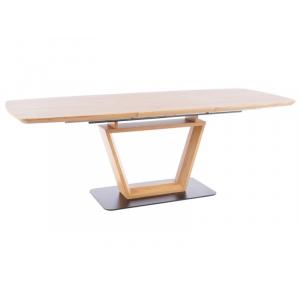 Stół rozkładany Santiago Dąb 160(220)x90 Signal