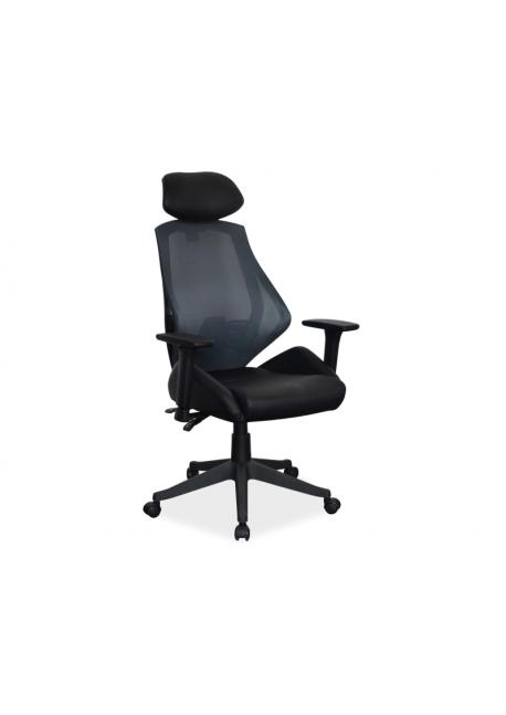 Fotel obrotowy Q-406 ergonomiczny