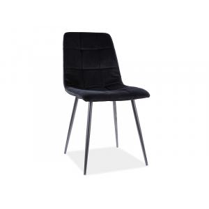 Krzesło Mila Matt Velvet Signal