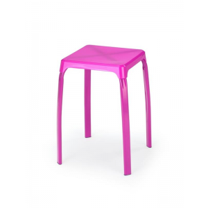 Taboret TICO fioletowy