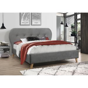Łóżko Morgan 160x200  SY-159 Velvet Furni