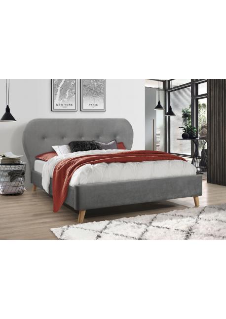 Łóżko Morgan 140x200  SY-159 Velvet Furni