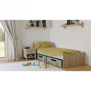 Łóżko Lino 90x200 Tope