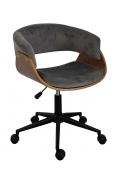 Fotel obrotowy FB6-FX Velvet Furni