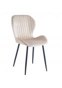 Krzesło Cork Velvet Furni